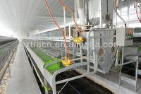 automatic rabbit farm equipment for meat rabbit