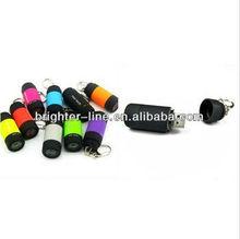 Rechargeable mini flashlight usb flash drive led light