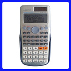 New functional scientific calculator FX-991ES PLUS,printing calculator