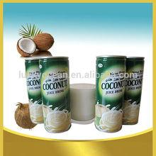 well taste health cokernut juice drink