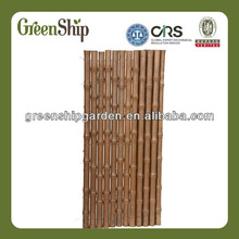 Synthetic bamboo pole from GreenShip/long lifetime/weather resistant/ eco-friendly/patented products