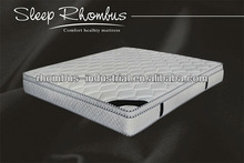 knitted fabric memory foam mattress/outdoor mattress/prices of arpico mattress(FL-630)