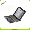 2015 High Quality Solar Wireless Bluetooth Keyboard for iPad 2/3/4 BK313