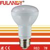 motion sensor outdoor led street light rising sun LED 5630 smd dimmable r63 led lamp
