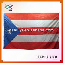 3x5 ft Polyester Texas Cowboys Puerto Rico National Flag