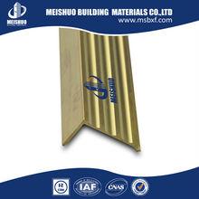 Anti Slip Brass Stair Nosing Strip/Stair Tread for Stair Edge Protection