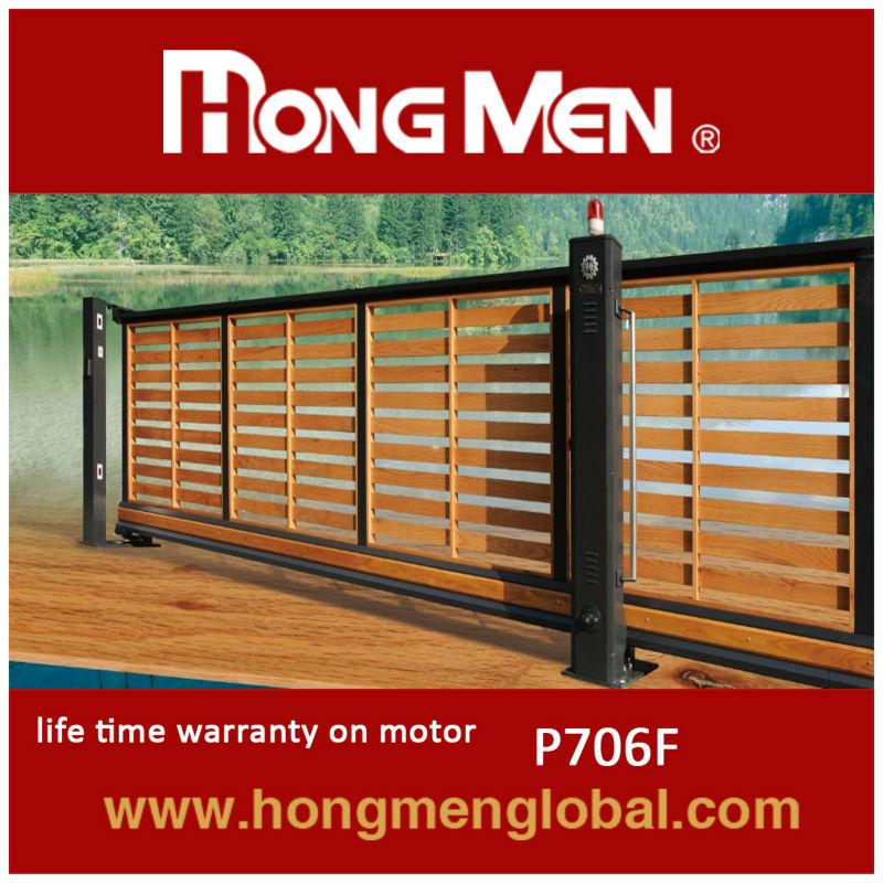China ferro alumínio portão elétrico trilhos, portões de ferro forjado fabricantes, modelos de ferro forjado portas de interior