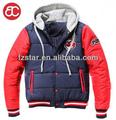 sudadera con capucha de invierno chaqueta de béisbol para los hombres lz215