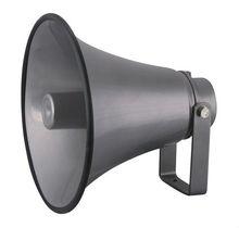 Business Speaker H-10K Aluminium PA Indoor Horn,8-Ohms 25W low impedance