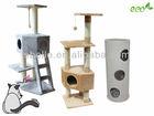 Pet product cat furniture cat tree house