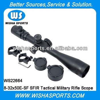 8-32x50E-SF SFIR Sniper Military Tactical Hunting Riflescope
