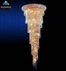 Vintage crystal chandelier light luster