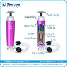 B-Hot Saleminiworks water filtration outdoor equipment Gear Supplier/Diercon camping water purifier (KP02-03)