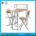 El mejor precio mesa de comedor silla de madera muebles kc-7550s
