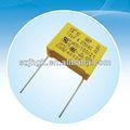 A través de- la- la línea y la supresión de interferencias mkp-x2 condensador condensador de la película mkp x2 condensador 275 vac