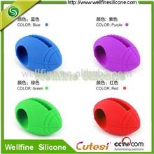Wireless silicone loudspeaker