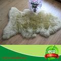 baja precio de piel de oveja alfombras patchwork