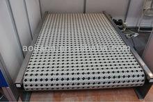 Plastic modular belt conveyor professional manufacturer in Shanghai