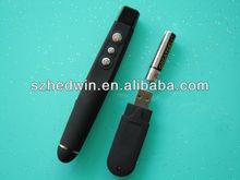 2.4GHz 2GB laser pointer pen
