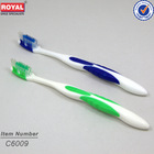 finger toothbrush for adults/china toothbrush/long handle pumice stone brush