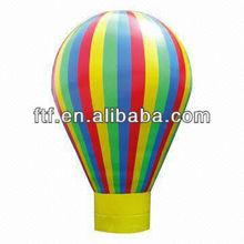 PVC Inflatable helium balloon