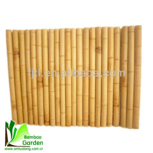 Goedkope bamboe hekwerk bamboescherm bamboe hek voor tuin hekwerk trellis en poorten product id - Bamboe hek ...