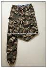 big boy's camouflage pant