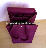 Fashion Design Wholesale Wine Bottle Bags