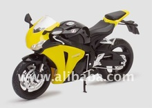 1:12 die cast model motorcycles - CBR 1000RR