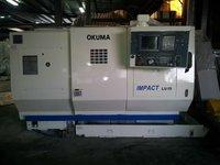 L0068 Used CNC Lathe Okuma LU15