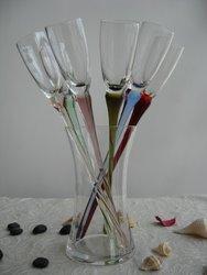 LW11970 7pc Champagne Flute Set