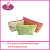 2014 customized cheap all printing promotional cosmetic bag set