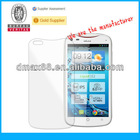 Mobile phone screen protective film for Acer liquid e2 oem/odm