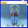 clear plastic wine bottle bags(NV-PVC057)