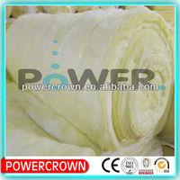 High Temperature Glass wool felt