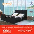 新しいデザインflexica電気ダブルサイズのソファーベッド( am04#)