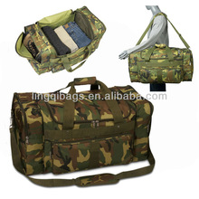 Large Heavy-duty Woodland Bag Carry on Baggage Luggage