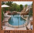 znz piscina cerca de segurança