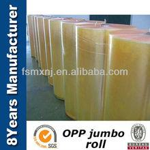 BOPP tape Jumbo Roll 60 micron