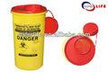 venta al por mayor 2014 3l médico del hospital moyuelos eliminación de contenedores con el mango