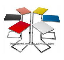 MDF High gloss side table
