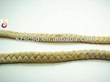 natural color braid cotton cord
