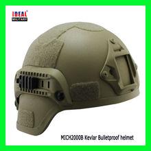 NIJ IIIA MSA Kevlar ACH/MICH Ballistc helmet