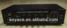 hi fi 220v mini amplifier with usb port