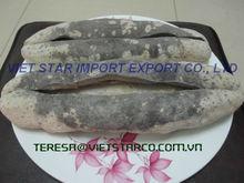 Curry de pescado/pescado blanco del pezón/pepino de mar