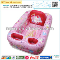 pvc inflatable tub for kids
