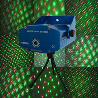 Fashionable laser light for sewing machine with stand