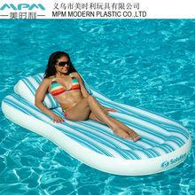 pvc water play mattress,outdoor beach mattress,inflatable mattress