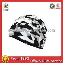rasta hat dreadlock beanie cap jacquard cheap custom knitted acrylic camo beanie hat