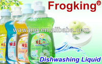 Powerful Degreasing Dish wash Detergent Liquid for Tableware/Fruit